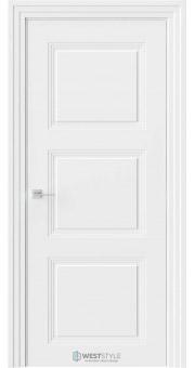 Межкомнатная дверь Monte 5 Emlayer белый