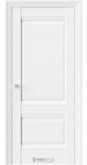 Межкомнатная дверь PL 10F Белая