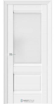 Межкомнатная дверь PL 11F Белая