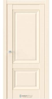 Межкомнатная дверь PL 3F Бежевая