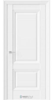 Межкомнатная дверь PL 3F Белая