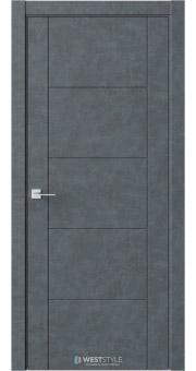 Межкомнатная дверь Prime P3 Бетон Маренго