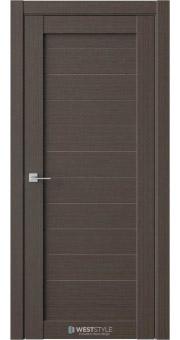 Межкомнатная дверь RE4 Вудекс Макадамия