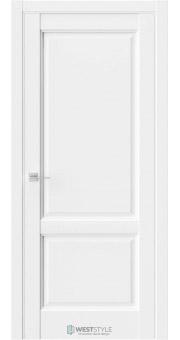 Межкомнатная дверь SE 3 Белая
