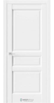 Межкомнатная дверь SE 5 Белая