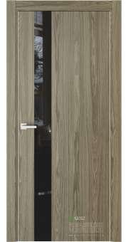 Межкомнатная дверь Межкомнатная дверь Urban U2 Орех черное стекло