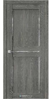 Межкомнатная дверь XC 1 Платинум Сияние