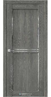 Межкомнатная дверь XC 2 Платинум Сияние