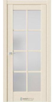 Межкомнатная дверь Z 2 Дуб Монтана стекло