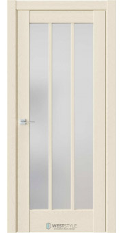 Межкомнатная дверь Z 3 Дуб Монтана стекло