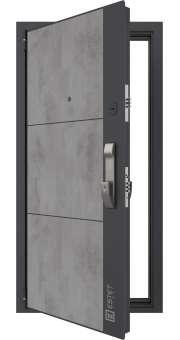 Входная дверь Дверь Лофт SMART 1.2 с электронным замком