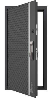 Входная дверь Дверь Лофт SMART 10.2 с электронным замком