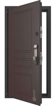 Входная дверь Дверь Лофт SMART 11.2 с электронным замком