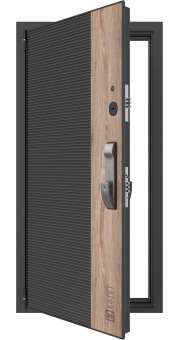 Входная дверь Дверь Лофт SMART 14.2 с электронным замком