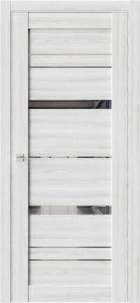 Межкомнатная дверь Межкомнатная дверь CZ2 Клён айс Стекло графит