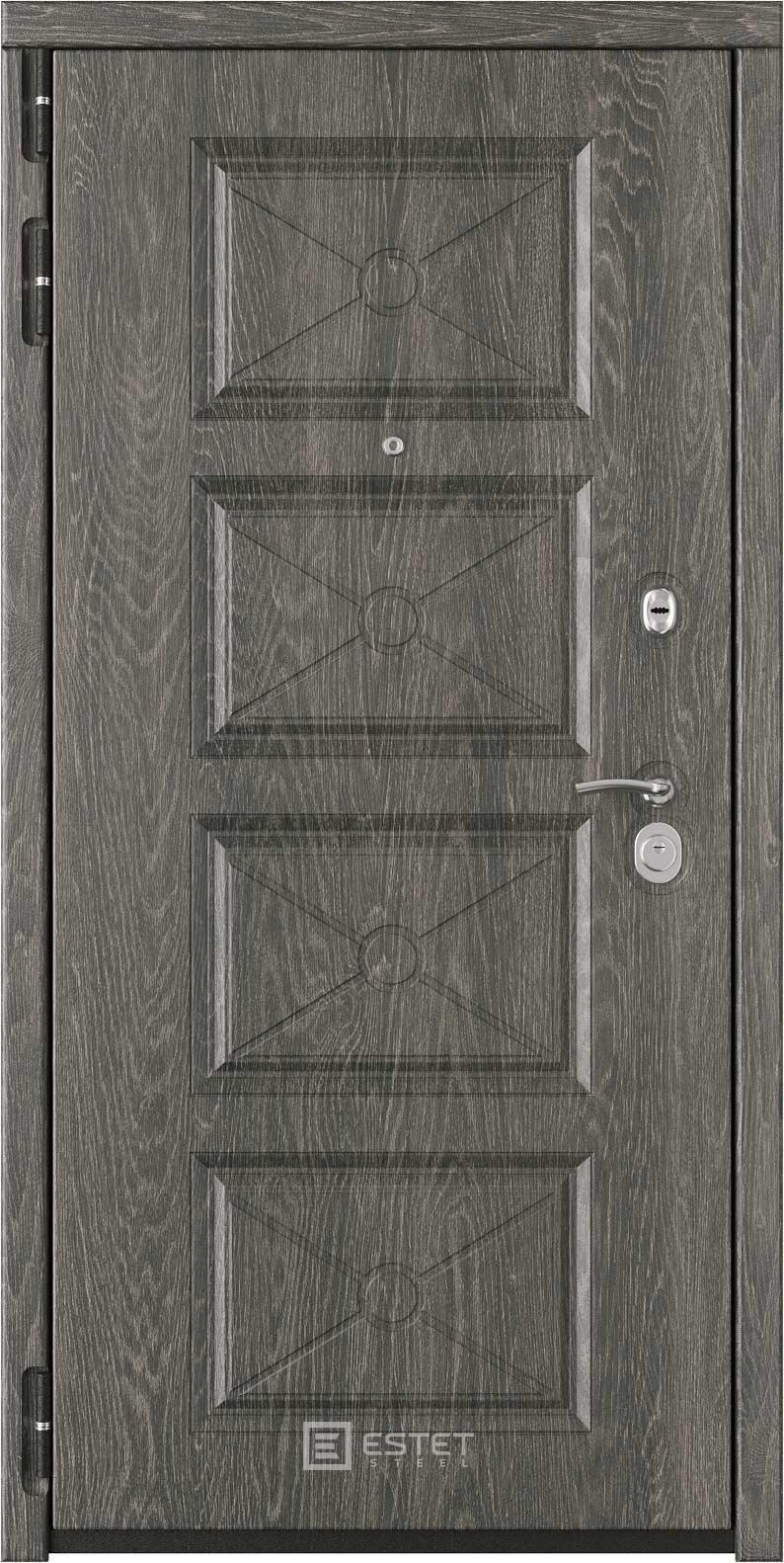 Входная дверь Входная металлическая дверь Флагман 26