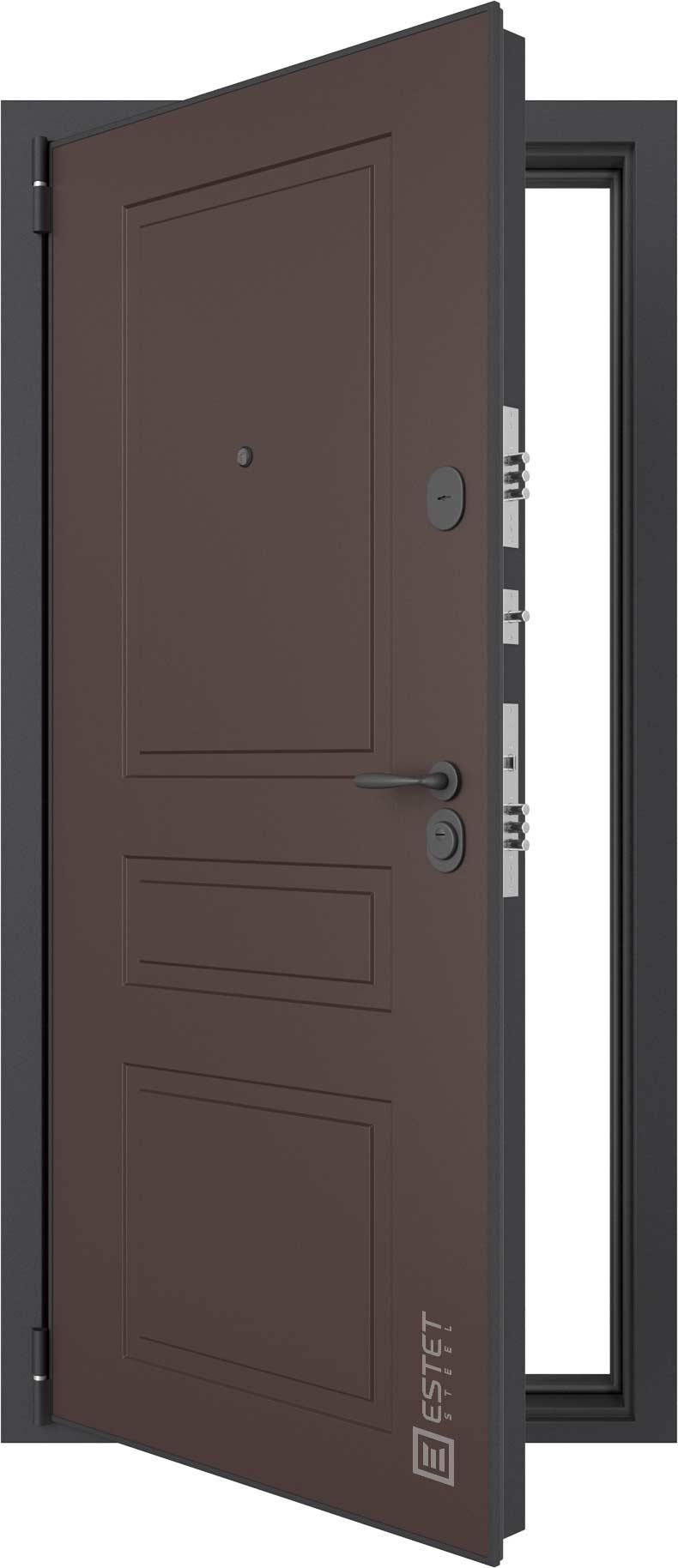 Входная дверь Входная металлическая дверь Лофт 11.1