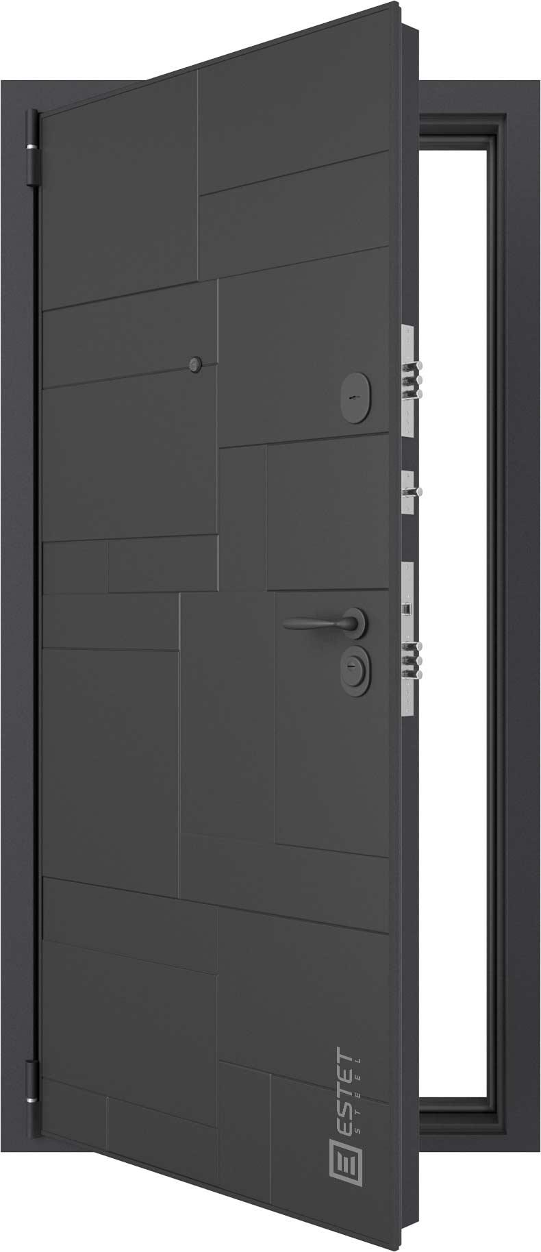 Входная дверь Входная металлическая дверь Лофт 12.1