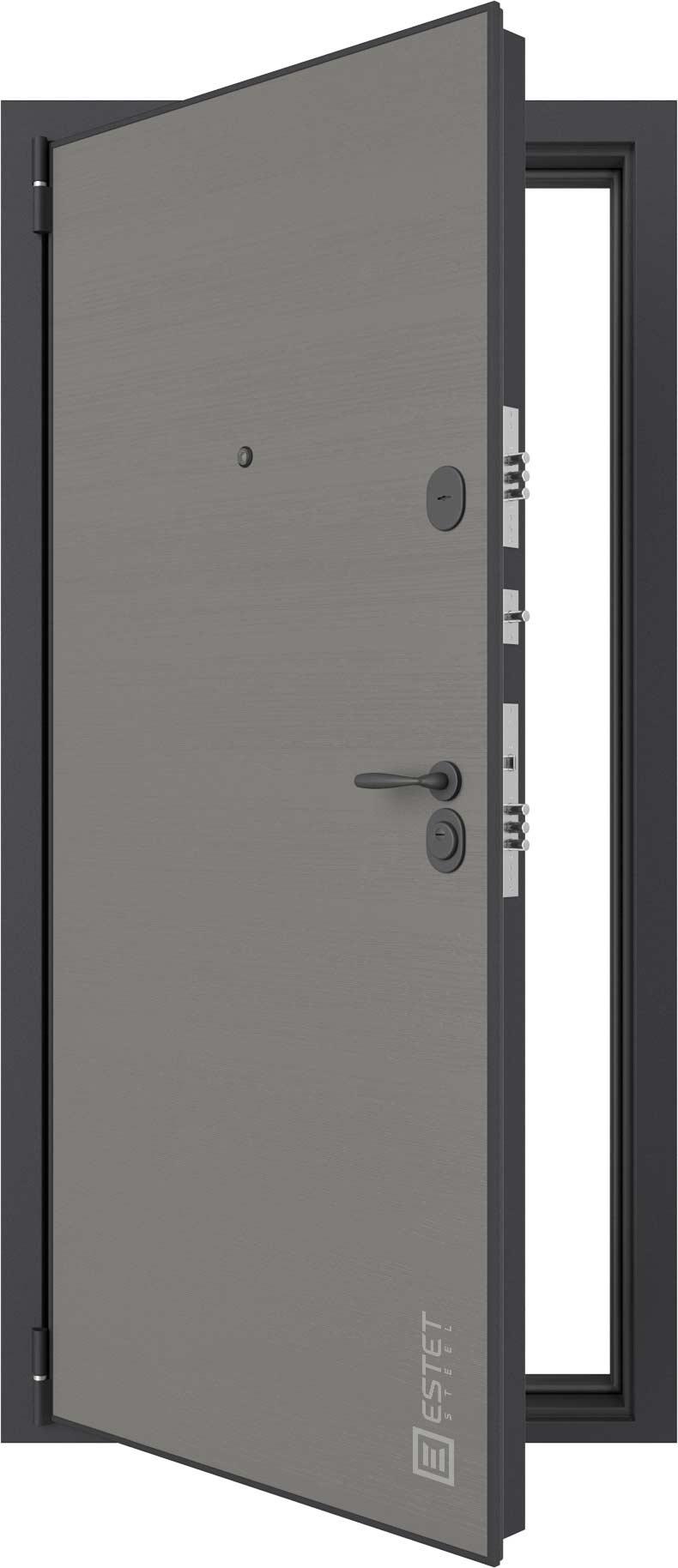 Входная дверь Входная металлическая дверь Лофт 8.1