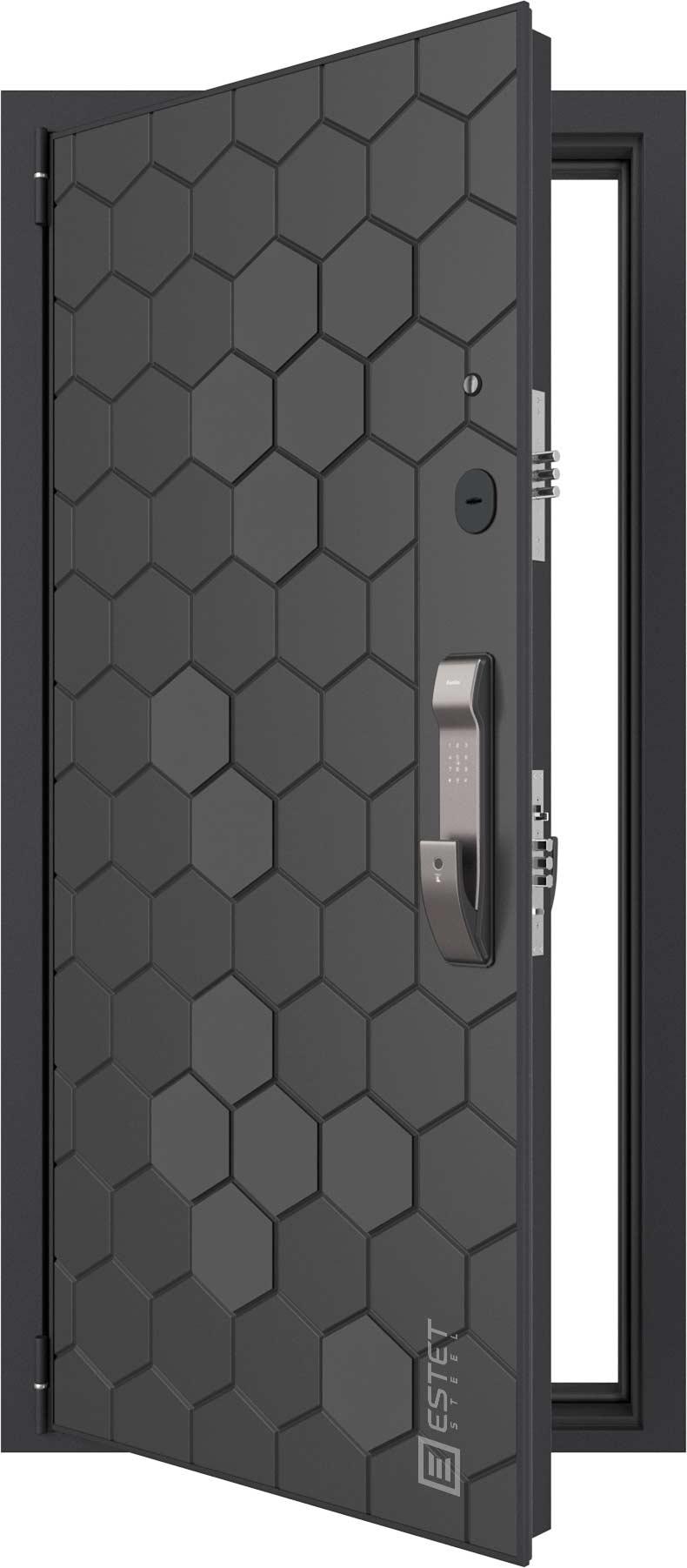 Входная дверь Дверь Лофт SMART 13.2 с электронным замком