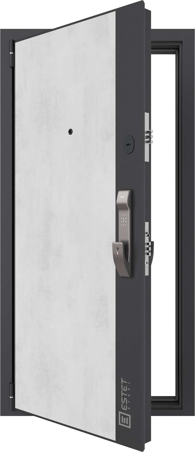 Входная дверь Дверь Лофт SMART 2.2 с электронным замком