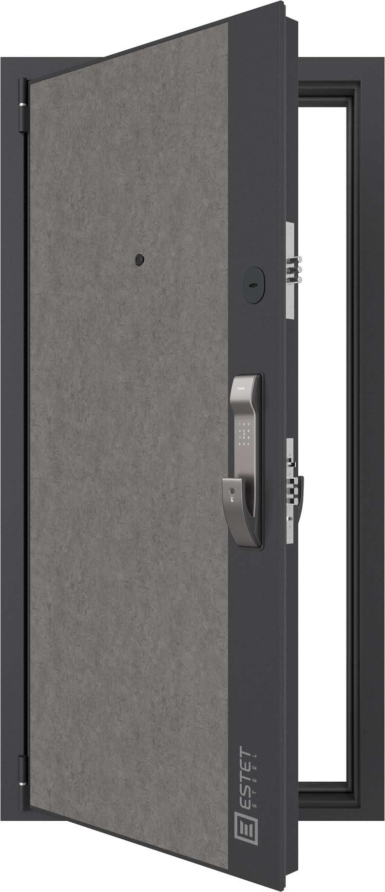 Входная дверь Дверь Лофт SMART 5.2 с электронным замком