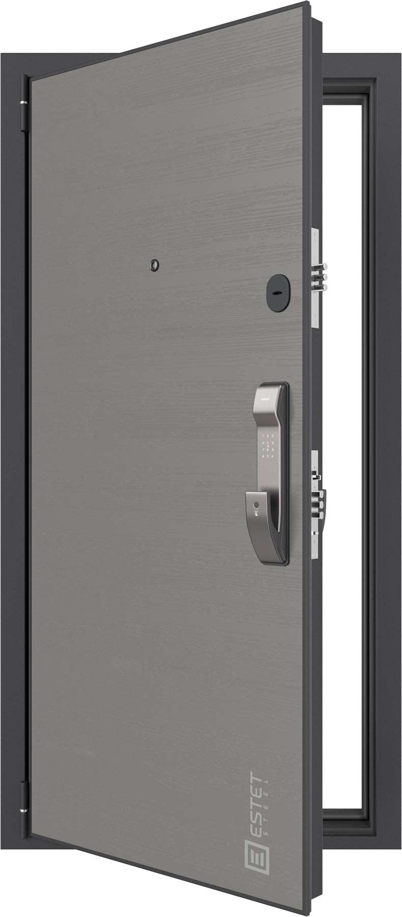 Входная дверь Дверь Лофт SMART 8.2 с электронным замком