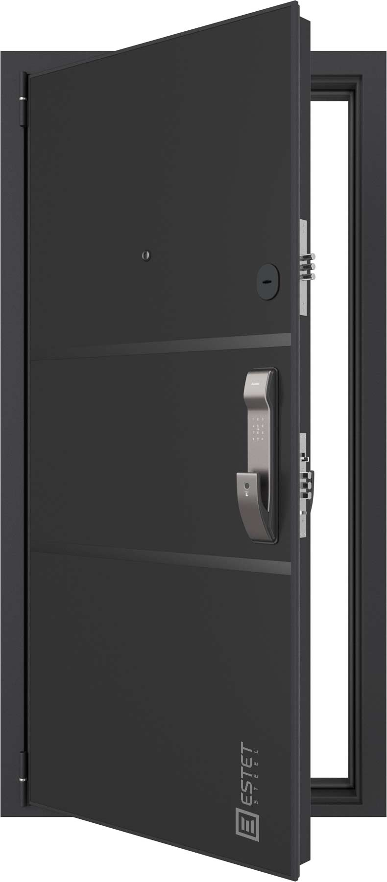 Входная дверь Дверь Лофт SMART 9.2 с электронным замком